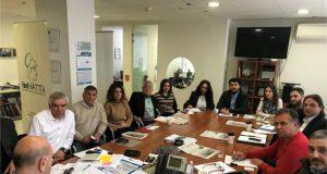 ΗΑΤΤΑ: COVID-19: Έκτακτη σύσκεψη για καταγραφή συνεπειών