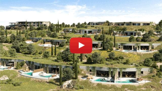 Costa Navarino: Development of three new areas