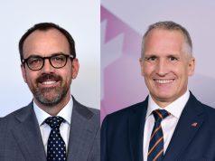 Markus Binkert new Chief Financial Officer - Thomas Frick new Chief Operating Officer - SWISS