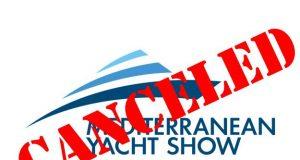 Ακύρωση του Mediterranean Yacht Show 2020