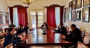 Συντονιστικό Τοπικό Όργανο (Σ.Τ.Ο.) Πολιτικής Προστασίας Δήμου Μυκόνου