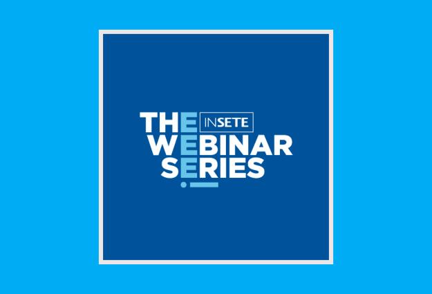 """ΙΝΣΕΤΕ: Ξεκίνησε η νέα εκπαιδευτική δραστηριότητα """"The INSETE Webinar Series"""""""