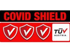 TÜV AUSTRIA Covid-Shield