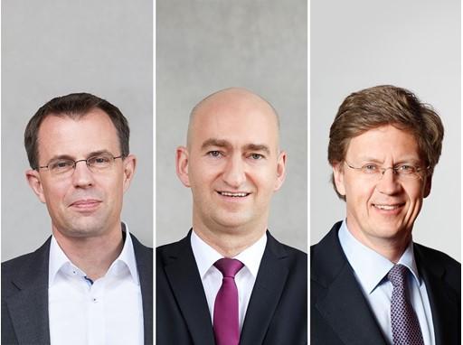 Lufthansa Supervisory Board: Herr Beissel, Herr Bormann, Herr Willms