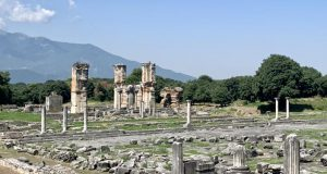 αρχαιολογικός χώρο των Φιλίππων