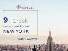 9ο Greek Investment New York Forum