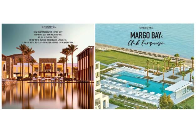 Η Grecotel ανακοινώνει το άνοιγμα επιπλέον 10 ξενοδοχείων