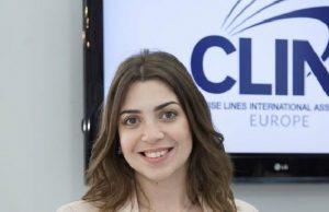 Μαρία Δεληγιάννη, εκπρόσωπος της CLIA στην Ανατολική Μεσόγειο