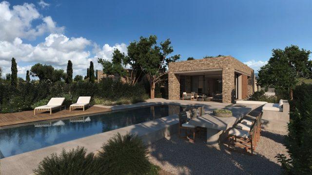 The Villas in Rolling Greens H νέα πρόταση πολυτελών βιλών στην Costa Navarino