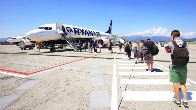 RYANAIR REMINDS PASSENGERS OF NEW HEALTH MEASURES AS IT PREPARES BIG RAMP-UP OF FLIGHTS FROM 1ST JULY