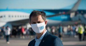 Η επίσκεψη του Υπουργού Τουρισμού κ. Χάρη Θεοχάρη στα περιφερειακά αεροδρόμια της Κέρκυρας, της Μυκόνου, της Ρόδου και του Ηρακλείου