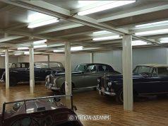 οχήματα της τ. Βασιλικής Οικογένειας