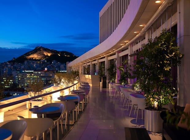 Το Galaxy Bar & Restaurant