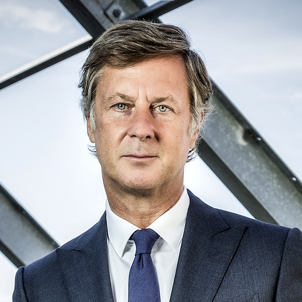 Sébastien Bazin, Πρόεδρος και CEO της Accor