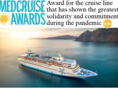 Celestyal Cruises MedCruise Awards