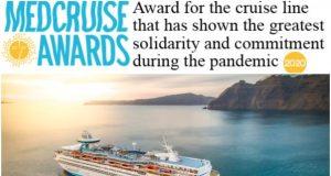 Celestyal Cruises MedCruise Awards