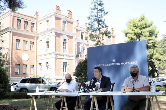 Με 150 εκ. ευρώ ενισχύει τις επιχειρήσεις που επλήγησαν από την πανδημία του κορονοϊού η Περιφέρεια Κεντρικής Μακεδονίας – Δράση-πιλότος για όλη τη χώρα