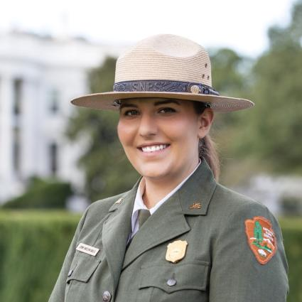 Jenny Anzelmo-Sarles USA National Park Service Chief Spokesperson