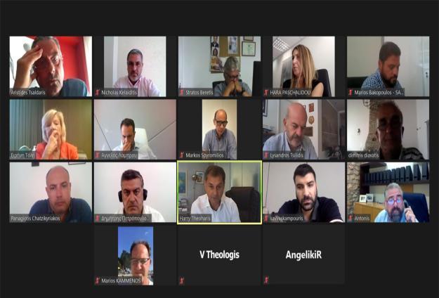 FedHATTA: Μαζί σχεδιάζουμε την επόμενη ημέρα - Τηλεδιάσκεψη με Υπ. Τουρισμού για τα βασικά αιτήματα του κλάδου
