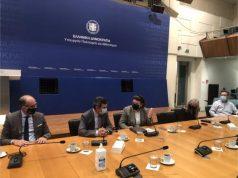 Παράδοση της μελέτης τρωτότητας και ασφάλειας των μνημείων της Ακρόπολης και της ευρύτερης περιοχής της