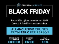 Celestyal Cruises Black Friday
