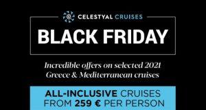 Celestyal Cruises Black Friday