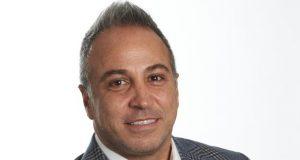 Pantelis Kostantaras Country Manager Greece Cyprus Sabre