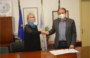 """Μνημόνιο Συνεργασίας μεταξύ Ο.Λ.Ε ΑΕ και """"ELEUSIS 2021"""""""