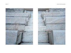 Εικαστικό Λεύκωμα του Φεστιβάλ Αθηνών ''Χώροι σε αναμονή. Tα θέατρα του Φεστιβάλ στην εποχή της πανδημίας''