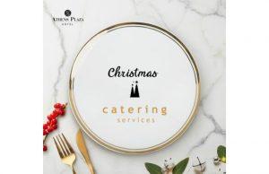 NJV Athens Plaza: Γιορτινό Catering - Χριστουγέννων & Πρωτοχρονιάς 2020 - 2021