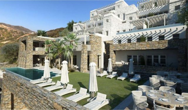 Το νέο μέλος της οικογένειας του Porto Kea Suites, Ydor Hotel & Spa - Το νέο 5αστερο ξενοδοχείο της Κέας