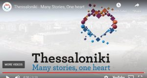 Thessaloniki - Many Stories, One heart