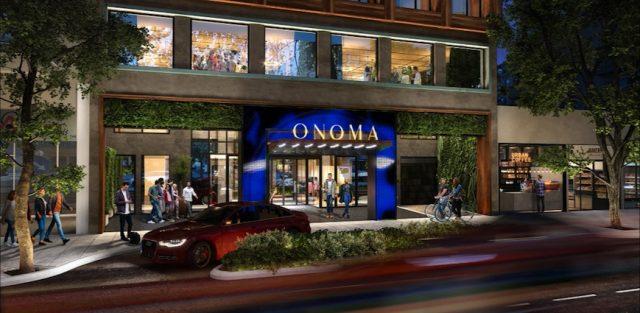 ONOMA HOTEL στη Θεσσαλονίκη