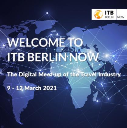 ITB Berlin NOW: Tours and activities as a way out of the crisis