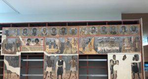 Ο Φώτης Κόντογλου, στην Εθνική Πινακοθήκη