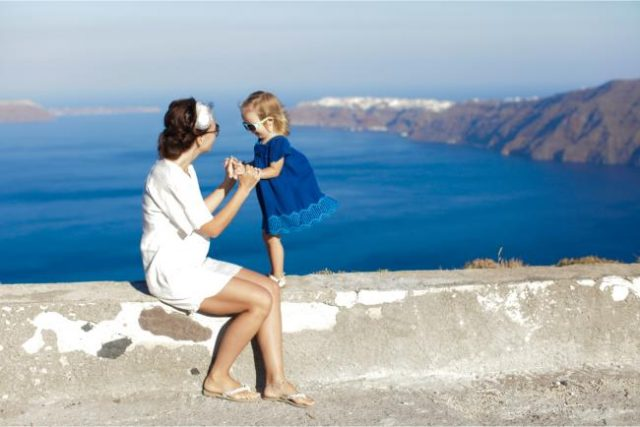 Greece is a great destination for family vacations - Family Experiences in Greece