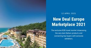 Early Milestone reached for New Deal Europe
