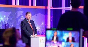 Martin Ecknig, CEO of Messe Berlin