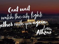 «Μέχρι να συναντηθούμε ξανά…»: Η νέα ψηφιακή καμπάνια για την Αθήνα εν μέσω