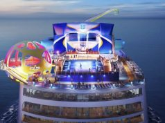 "ROYAL CARIBBEAN SAYS ""SHALOM, ISRAEL"" WITH ODYSSEY OF THE SEAS DEBUT"