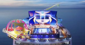 """ROYAL CARIBBEAN SAYS """"SHALOM, ISRAEL"""" WITH ODYSSEY OF THE SEAS DEBUT"""