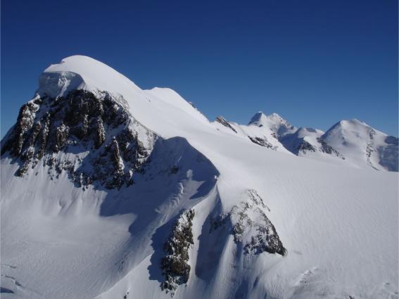 Ελβετικές Άλπεις - Monte Rosa 4634μ Αλπινιστικό κέντρο Ιούλιος 2021