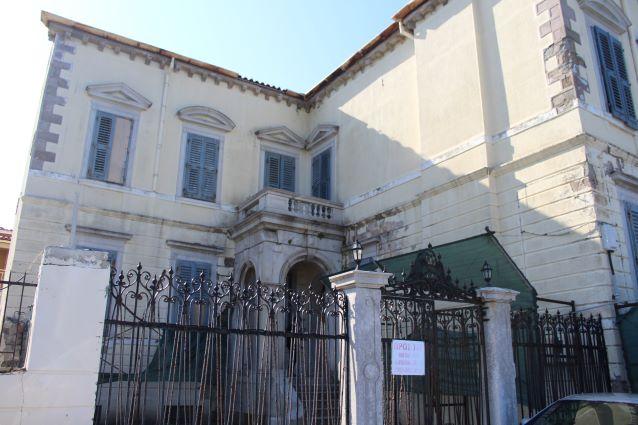 Στο «Χριστοδουλίδειο», στη Μύρινα, το Αρχαιολογικό Μουσείο Λήμνου