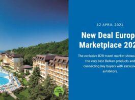 """Συμμετοχή της Περιφέρειας Κεντρικής Μακεδονίας στο """"NEW DEAL EUROPE"""", το σημαντικότερο τουριστικό B2B Event για τα Βαλκάνια - Μεγάλο το ενδιαφέρον των hosted buyers"""