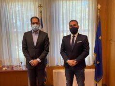 Συνάντηση Υφυπουργού Μεταφορών Κεφαλογιάννη και Χαραλάμπους της Hellenic Seaplanes … με φόντο τις πτήσεις υδροπλάνων στην Ελλάδα … Η αντίστροφη μέτρηση έχει αρχίσει..!