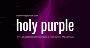 holy purple