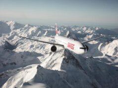 SWISS Boeing 777-300ER