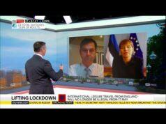 Χάρης Θεοχάρης στο Sky News: Έχουμε ένα ολοκληρωμένο, ώριμο και επαγγελματικό σχέδιο για το άνοιγμα του τουρισμού