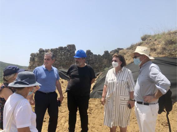 Επισκέψιμο το α' εξάμηνο του 2022 το ταφικό μνημείο της Αμφίπολης