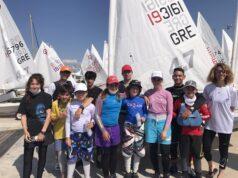 12 αθλητές-τριες του Ιστιοπλοϊκού Ομίλου Πατρών στην Πρόκριση Εθνικών Ομάδων